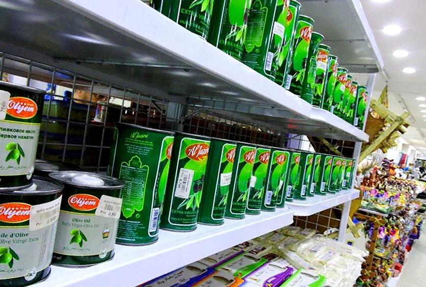 тунис оливковое масло