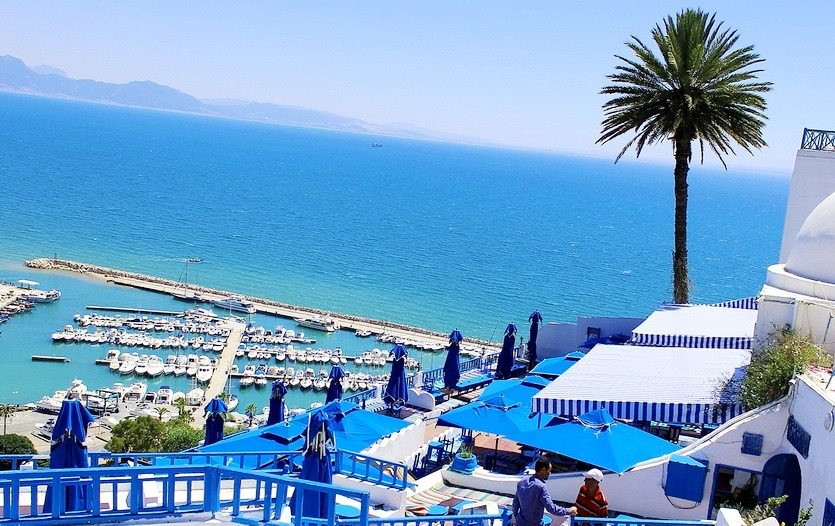 сиди бу саид тунис