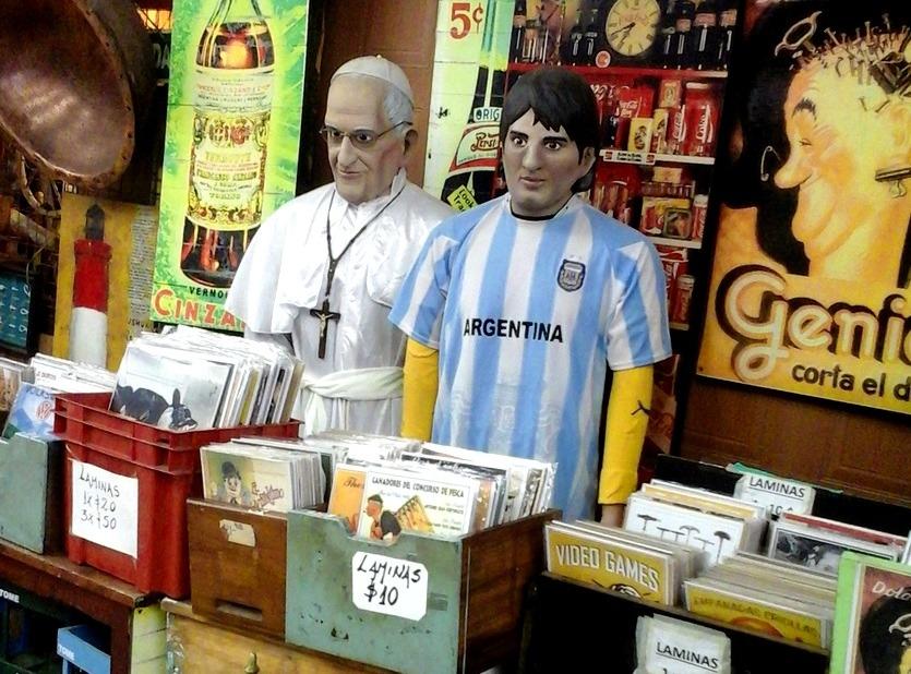 шоппинг в аргентине