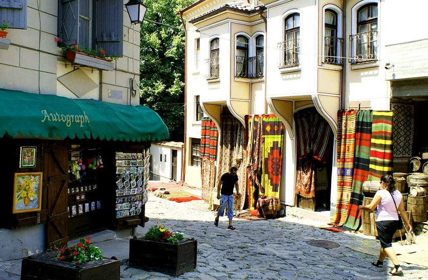 шоппинг в болгарии