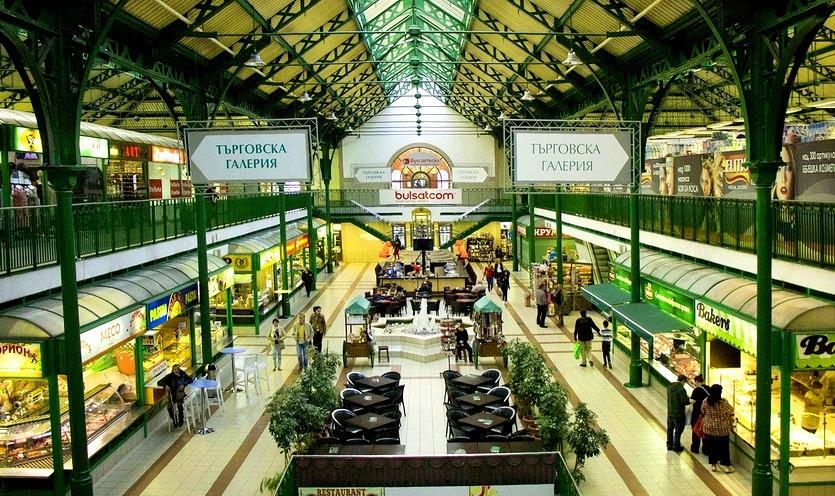 рынок в болгарии