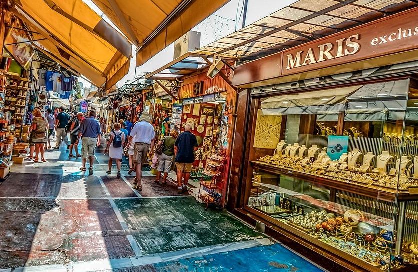 греция рынок