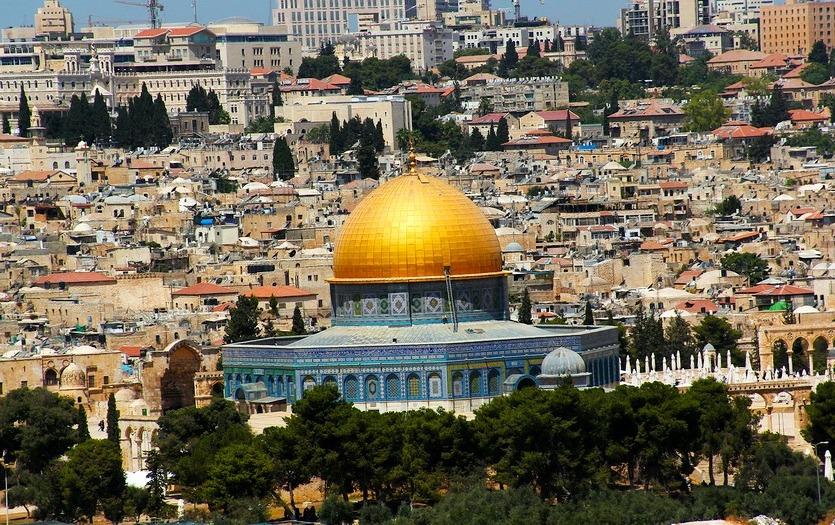 шоппинг иерусалим