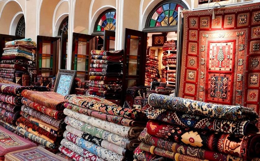 алжир ковры