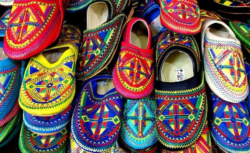 обувь в марокко