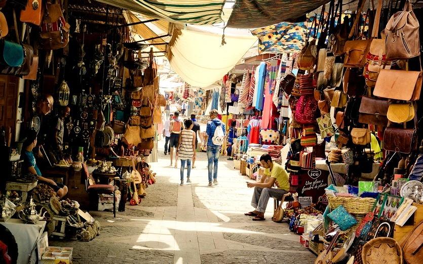 покупки в марокко