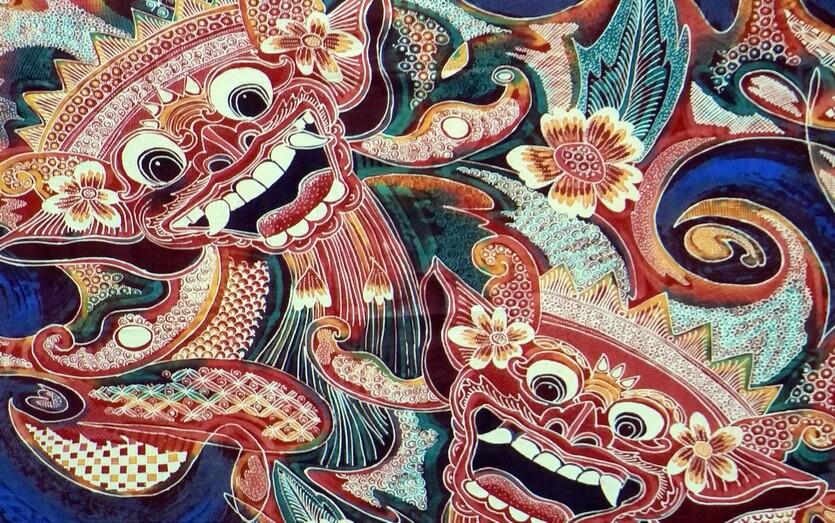 саронг бали