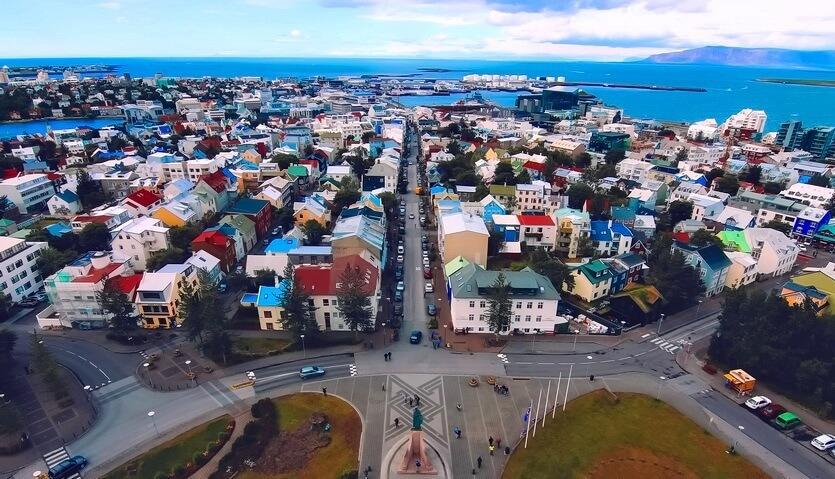шоппинг в исландии