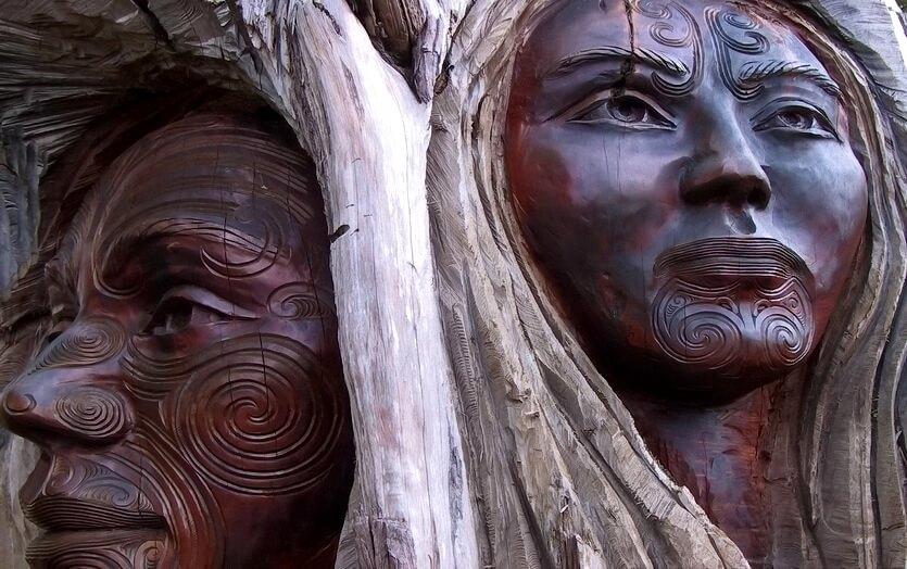 творчество маори