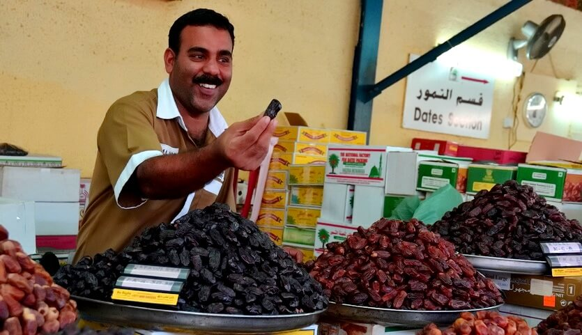 рынок в эмиратах