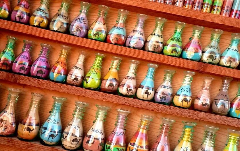 сувениры из иордании