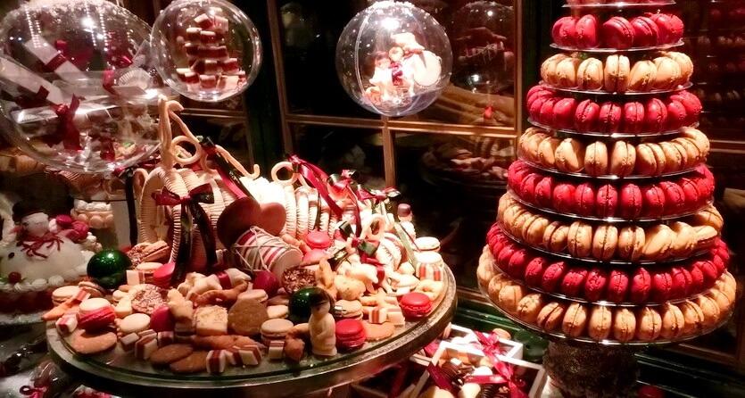 датские сладости