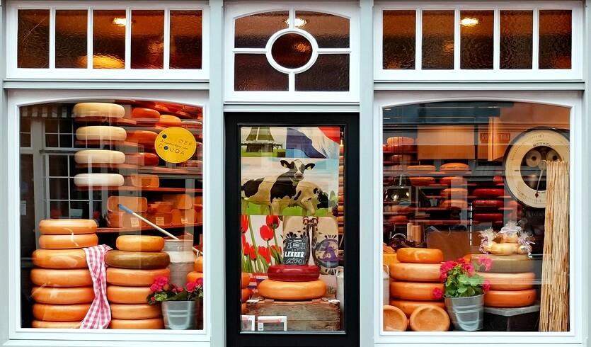 шоппинг в голландии сыр