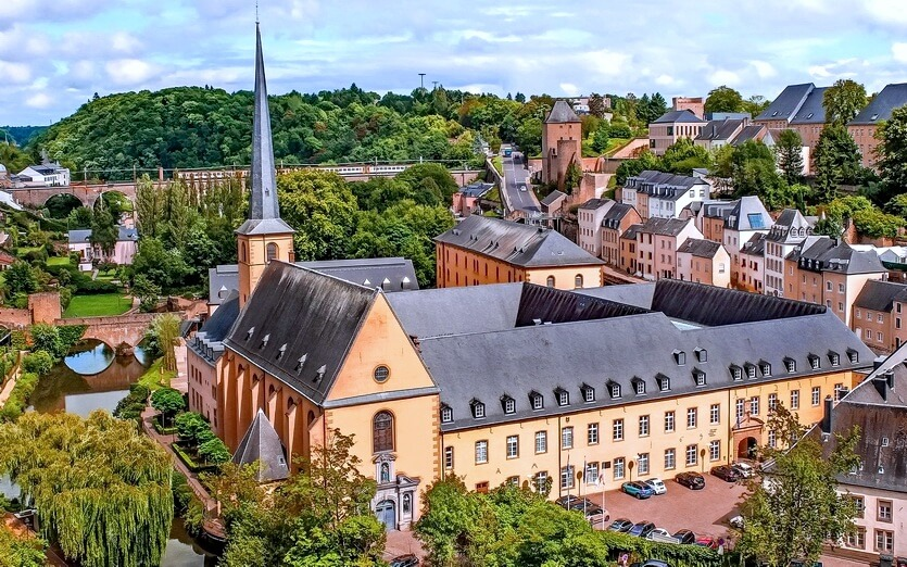 люксембург шоппинг