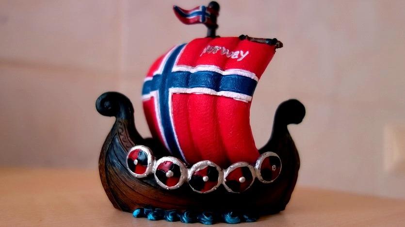 сувенир из норвегии