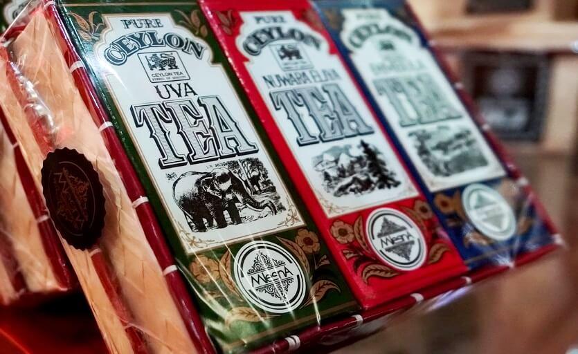 цейлонский чай со шри-ланки