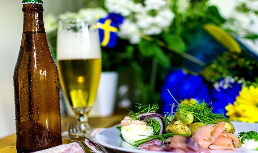 еда в швеции