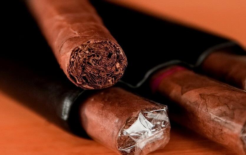 сигары на багамах