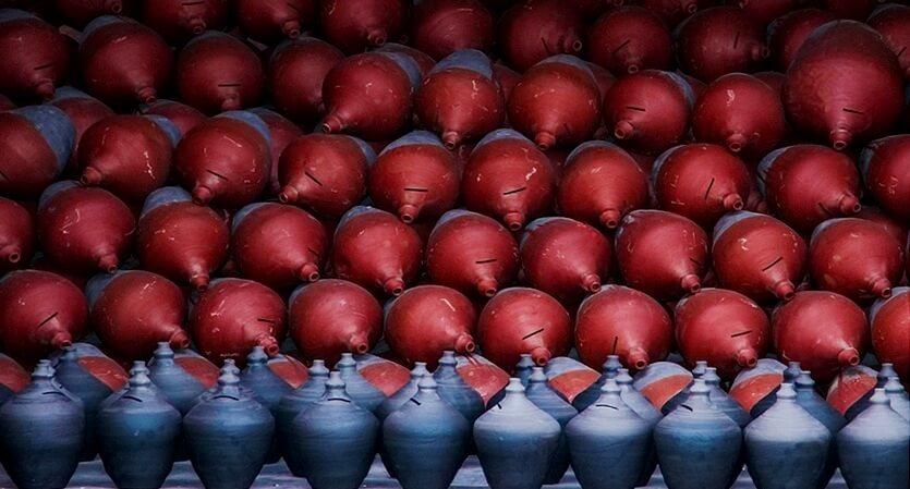терракотовая посуда на филиппинах
