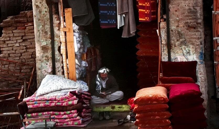 торговец в афганистане