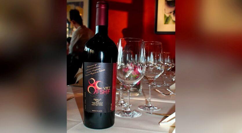 албанское вино
