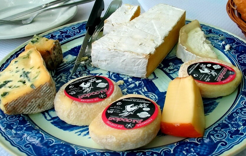 французский сыр в андорре
