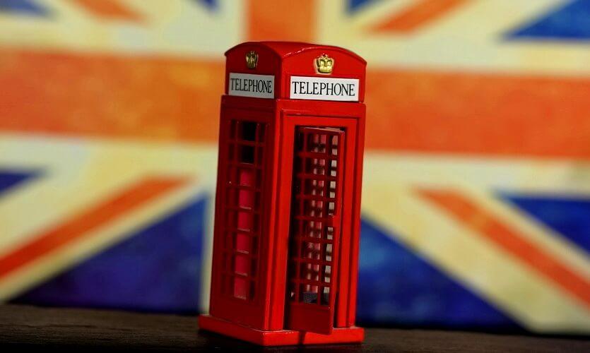 сувенир из лондона