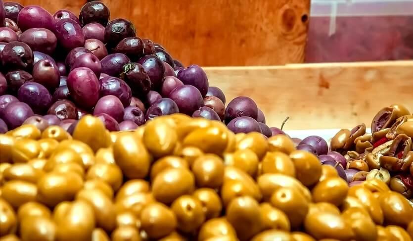 шоппинг в боснии оливки