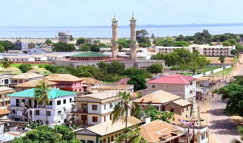 гамбия банжул