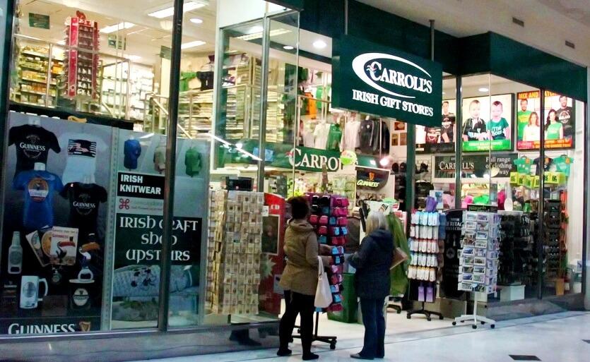 шоппинг в ирландии сувениры