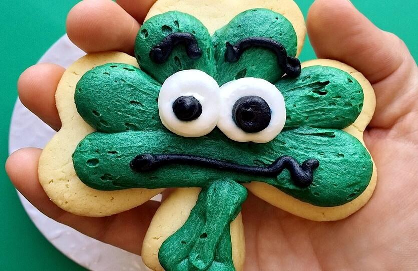 печенье из ирландии