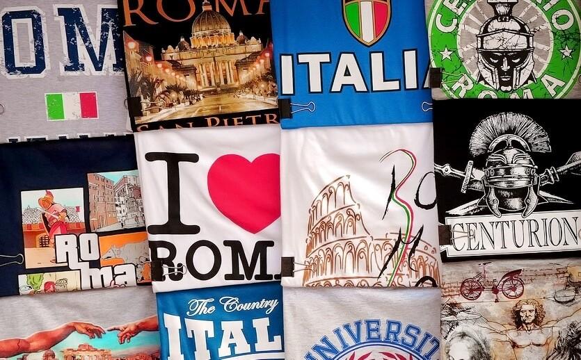 сувениры в италии