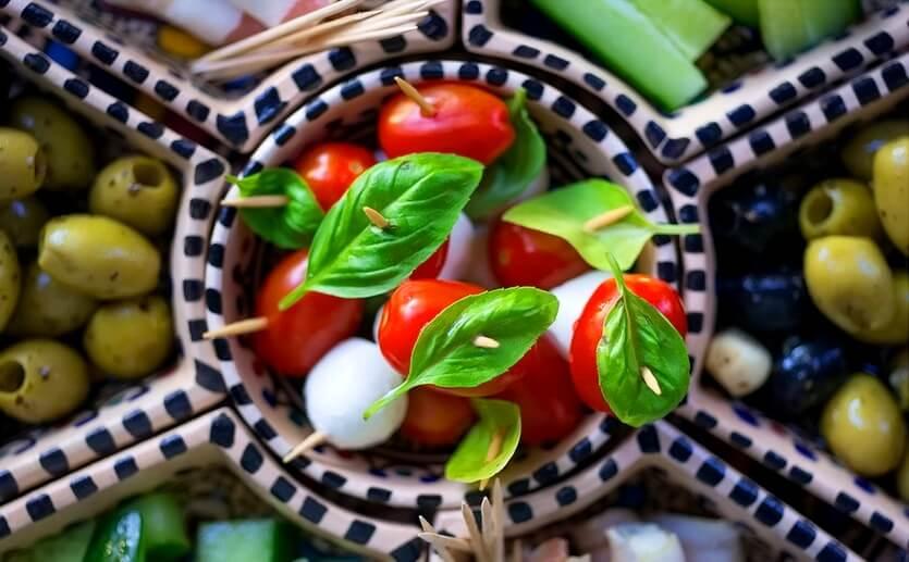 продукты из италии