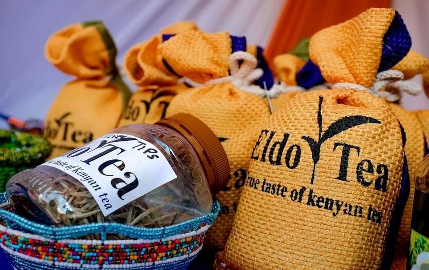 чай из кении
