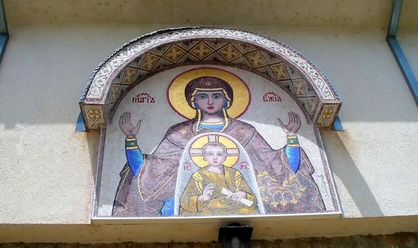 иконы в македонии охрид