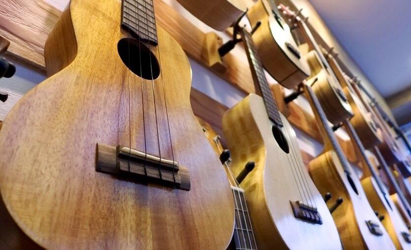 гавайские гитары