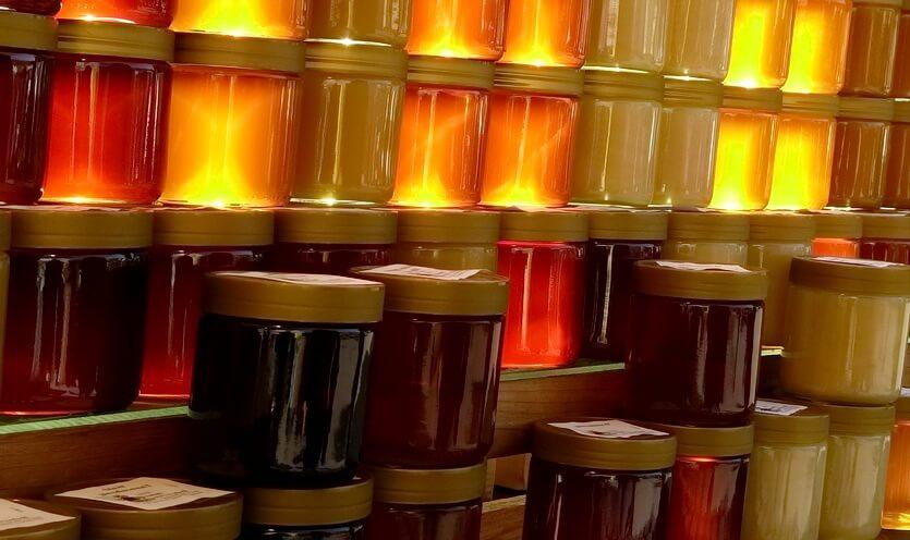 мед из эфиопии