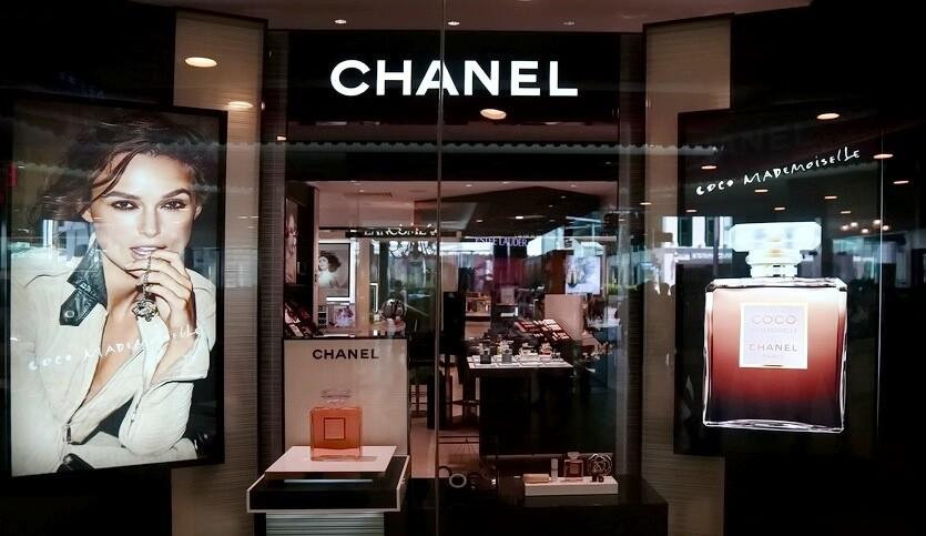бутик chanel франция