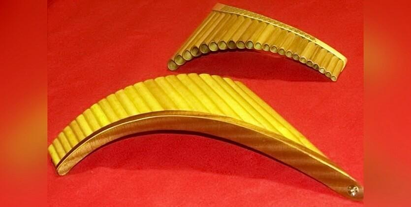 флейта най из молдавии