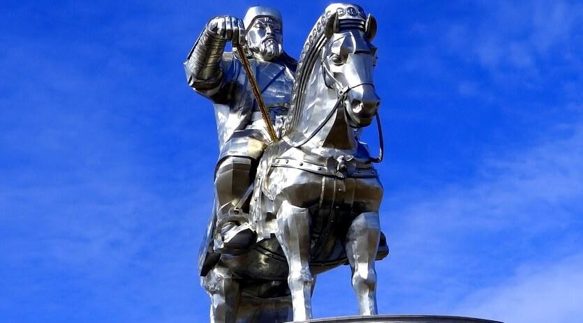 монголия чингисхан