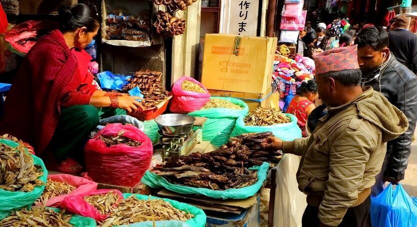 шоппинг в непале