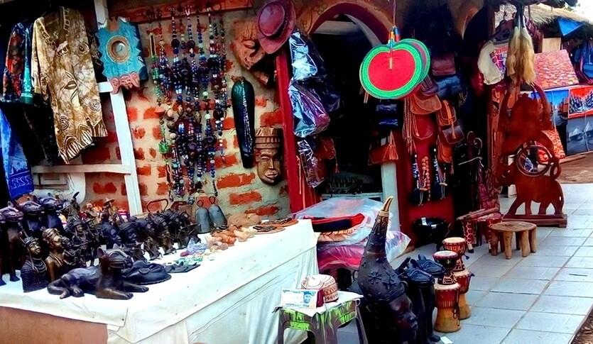 шоппинг в нигерии сувениры