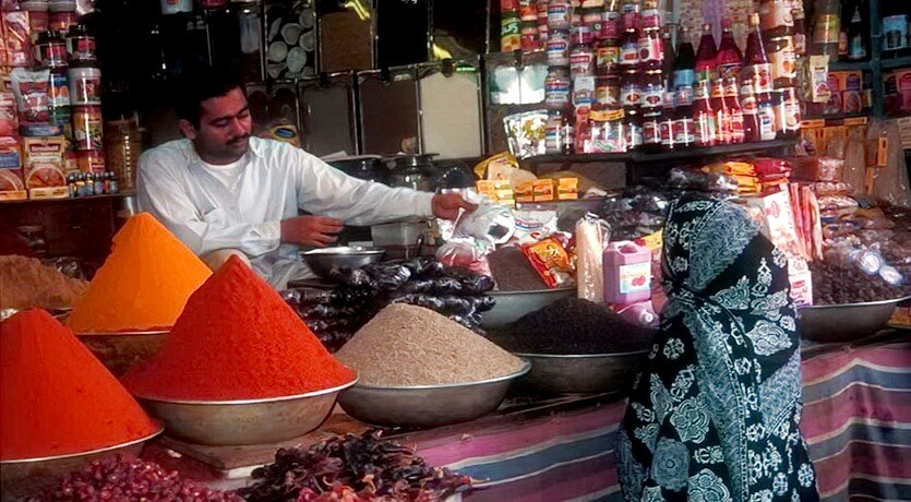 шоппинг в пакистане