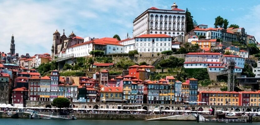 португалия шоппинг в порту