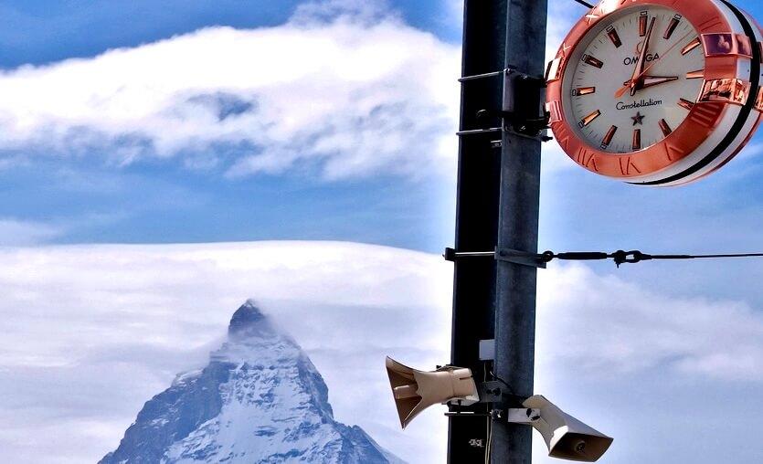 часы в швейцарии