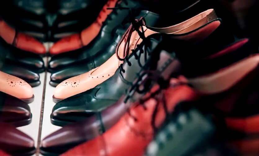 шоппинг в словении обувь