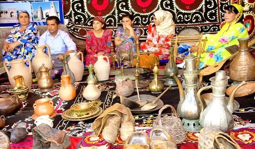 сувениры из таджикистана