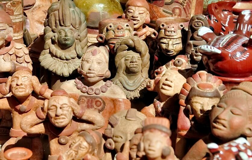 сувениры из эквадора