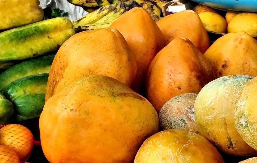 фрукты в эквадоре