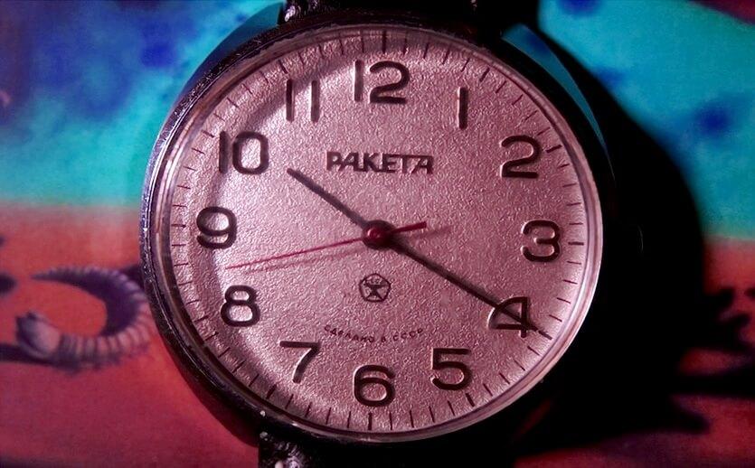 часы ракета петербург